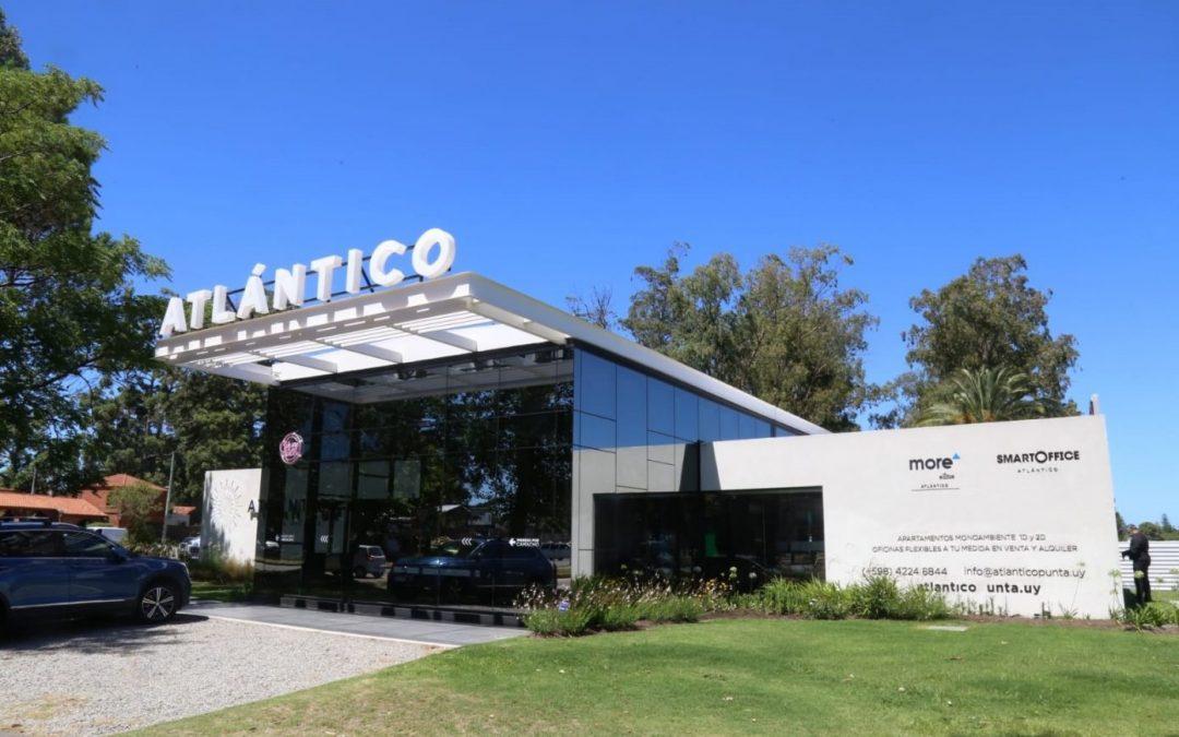 """""""Atlántico Punta del Este"""" prevé inicio de las obras para abril de este año"""